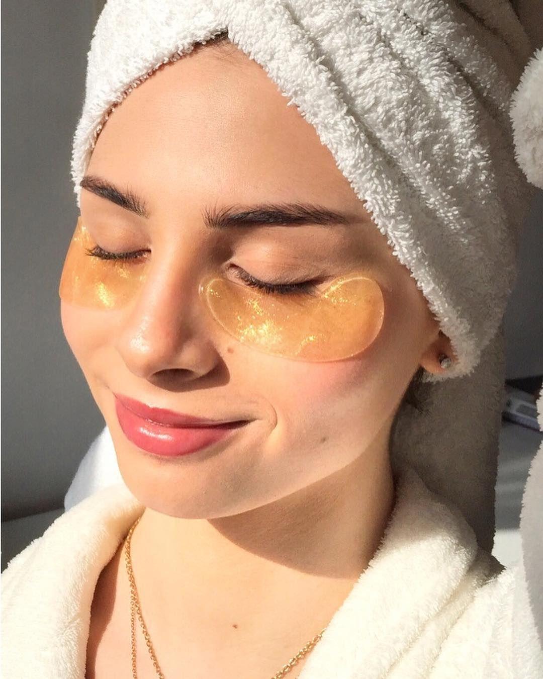 Enjoy Sunshine With Swanstareyemask Goldeyemask Eyemask Swanstar Collageneyemask Under Eye Mask Beauty Beauty Hacks