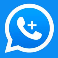 دانلود نسخه جدید واتساپ پلاس آبی 9 70 1 Gbwhatsapp Whatsapp Plus واتساپ جی بی ابی اندروید Pinterest Logo Tech Company Logos Company Logo
