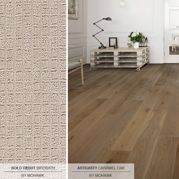 Love The Combination Of Carpet Hardwood Get Inspired At Riterug Flooring Ideas