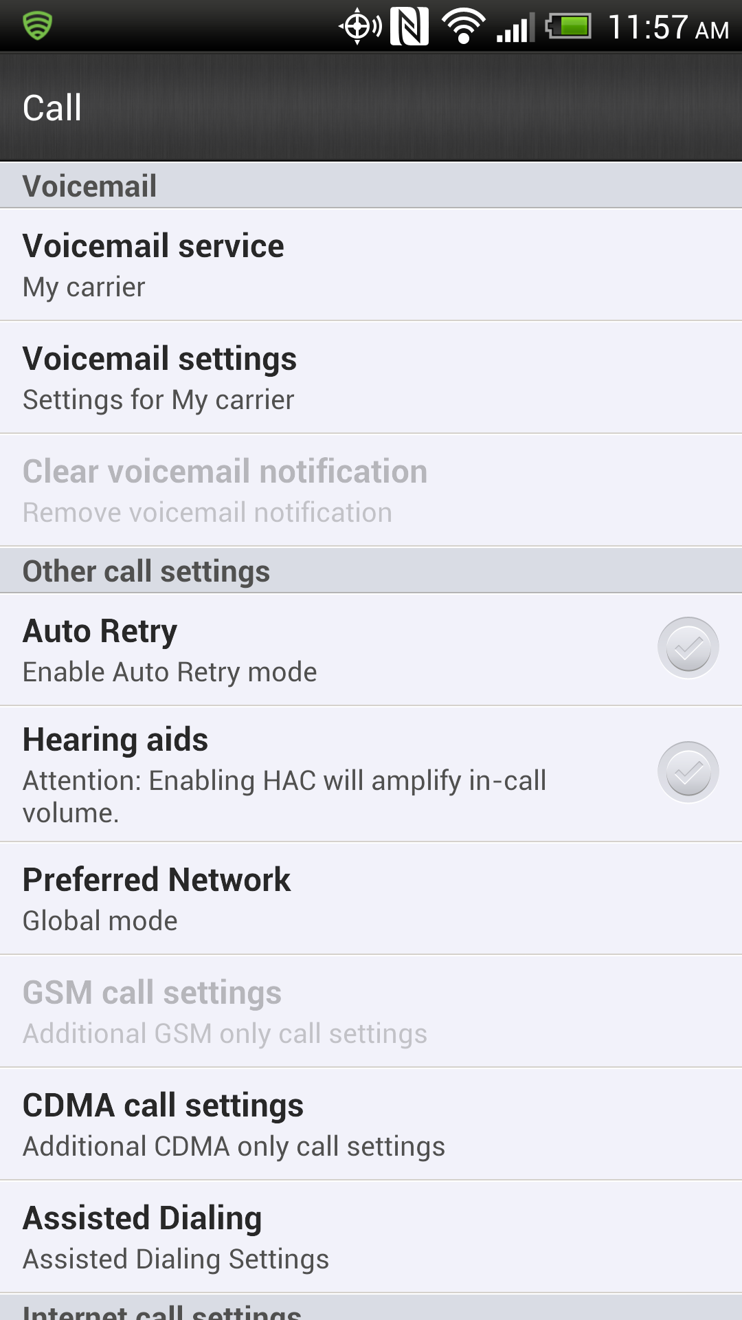 How To Set Up Voicemail On Android | Game Android | Android, Game