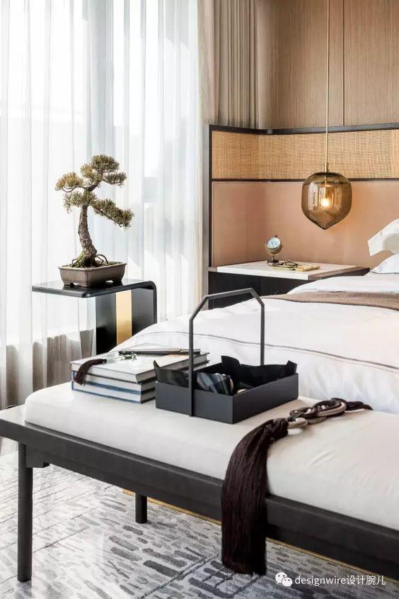 Beautiful Modern Bedroom Detail Www Bocadolobo Com