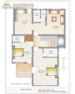 20 X 50 Ft East Facing House Plans Indian House Plans Home Design Floor Plans Duplex House Design