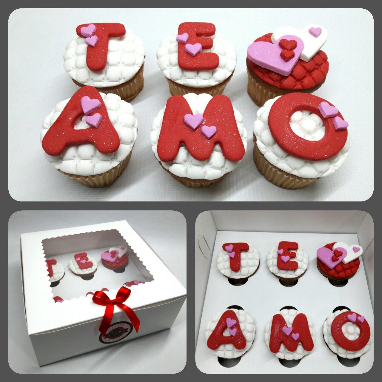 Cupcakes Box San Valentín ❤ #PrityCakes #pritycakes #cupcakes #cupcakebox #cupcakesencaja #detallesanvalentin #cupcakesdecorados #sanvalentin #corazon #love #diadelamorylaamistad #panama #pastrypanama #panamacupcakes #pty507