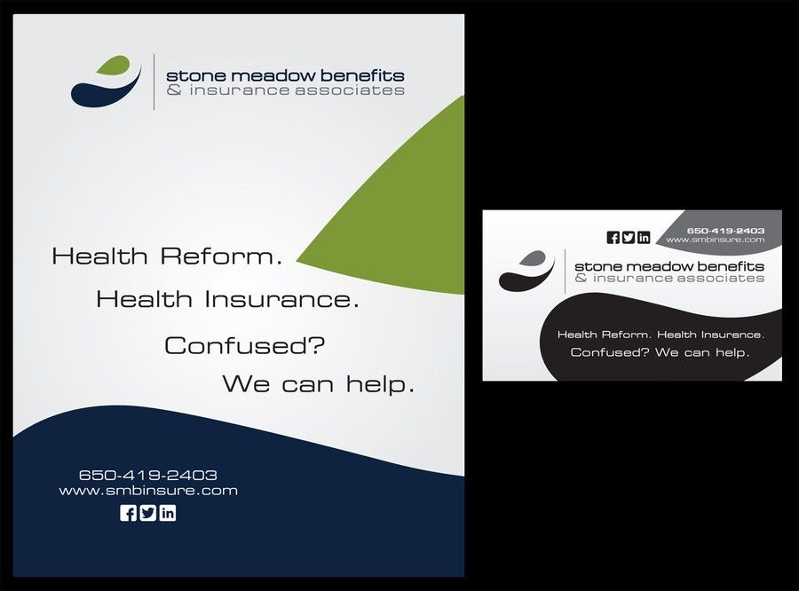 One Page Ad for Health Insurance Business by ads-DeSign