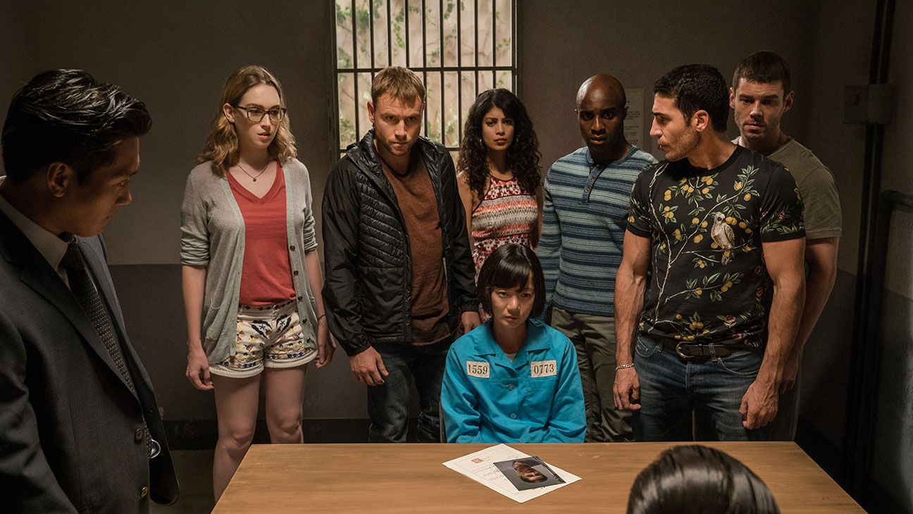 'Sense8' Season 2: TV Review Still utterly confusing but also visually beautiful and strangely touching Netflix's 'Sense8' continues to shine.  read more