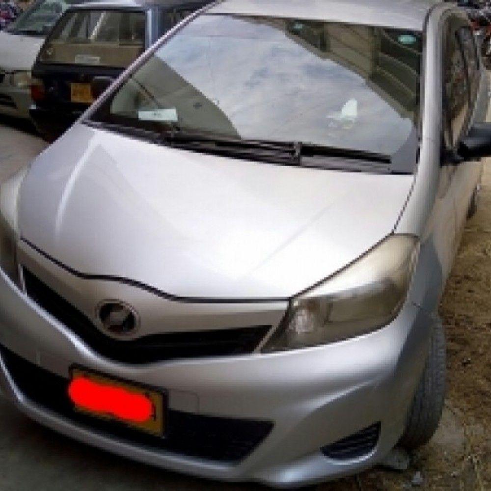 2012 Toyota Vitz for sale in Karachi, Karachi Buy & Sell