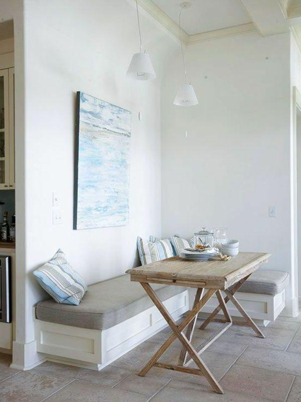 Esszimmer mit eckbank das ist das thema unseres neuen beitrags die holzbänke sind ein sehr beliebtes möbelstück für das interior design in jedem zimmer