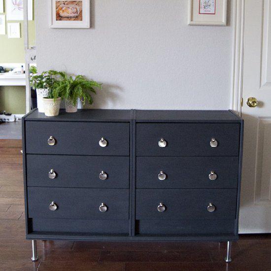 Ikea Rast Kommode ikea rast makeover ikea hacks chest dresser dresser
