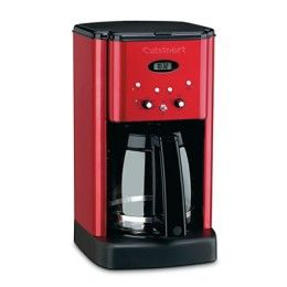 Coffee Maker Red Coffee Maker Cuisinart Coffee Maker Thermal