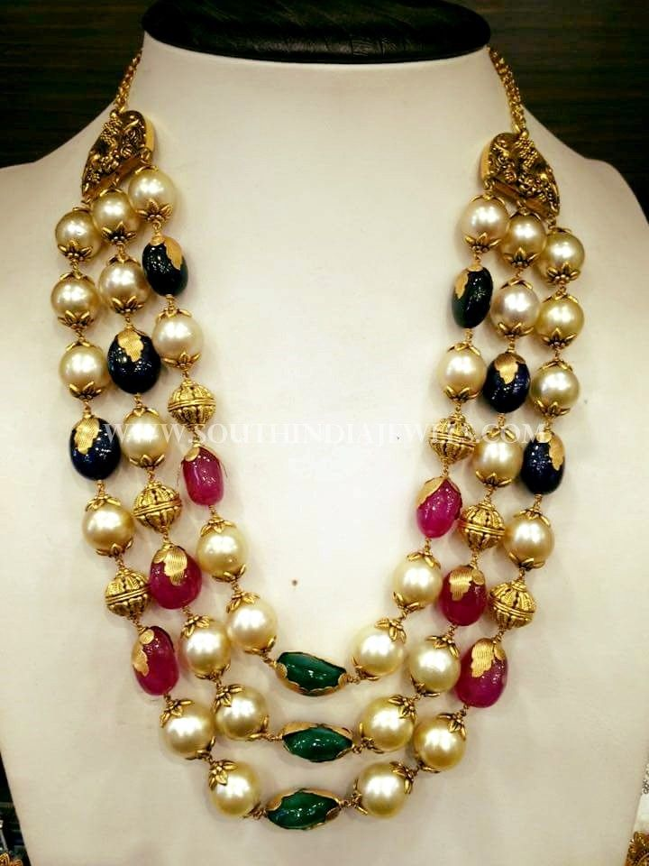 1bd1ebf1e7e8d5 Latest Gold Pearl Haram Design
