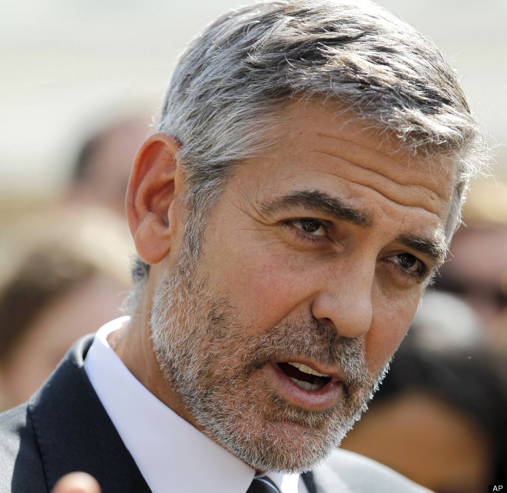 George Clooney pot smoking environmentalist