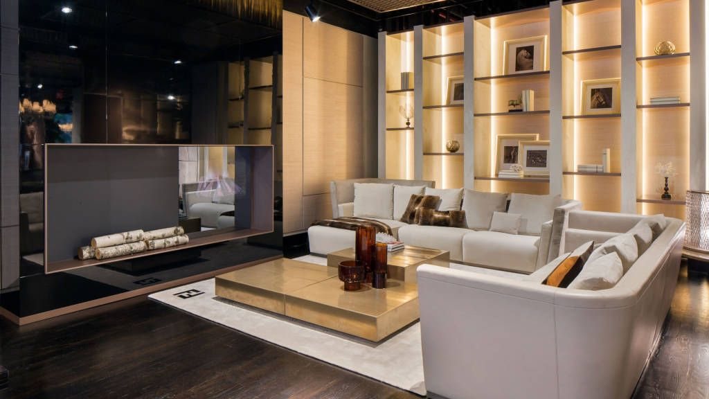 Luxury living and fendi casa find a home in new york for Luxury interior design new york