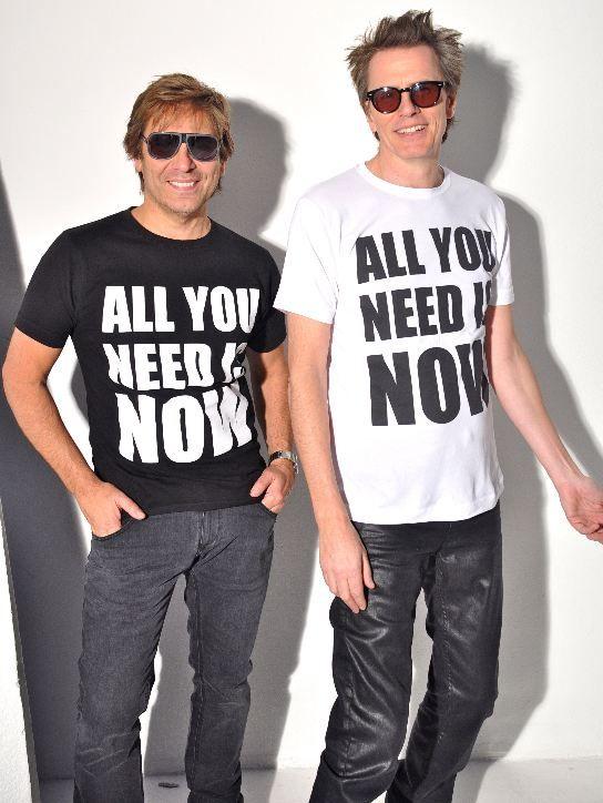 Roger and John