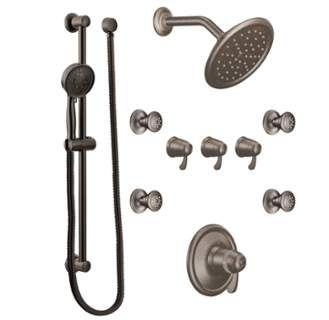 Moen 775 Moen Shower System Shower Panels