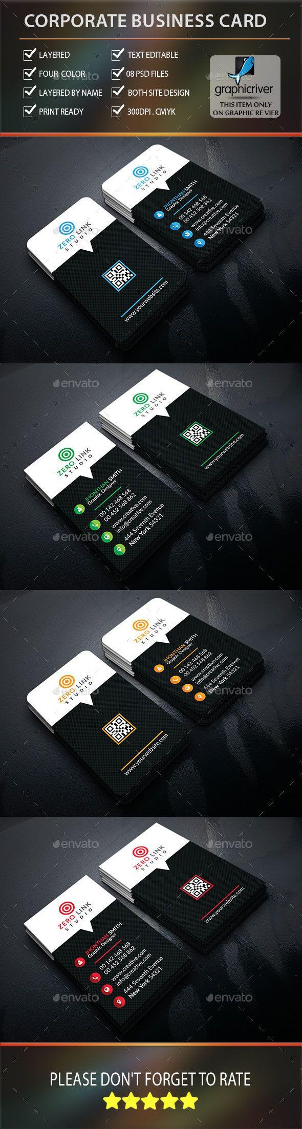 Simple professional business card business cards business and simple professional business card colourmoves