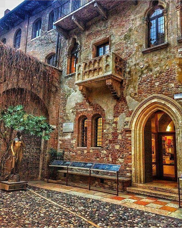 Casa Di Giulietta Verona Italy Verona Italy Italy Holidays Verona