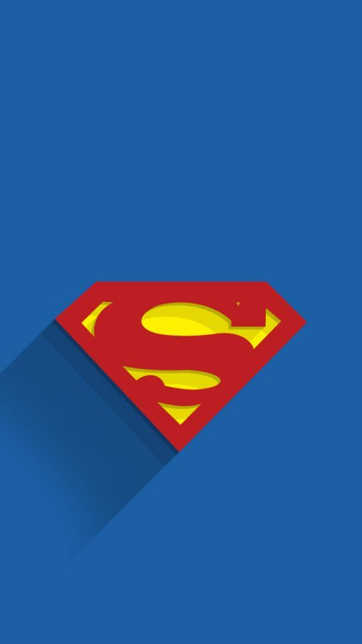 Superman iPhone 5s Wallpaper gt;gt;gt; Click for original size
