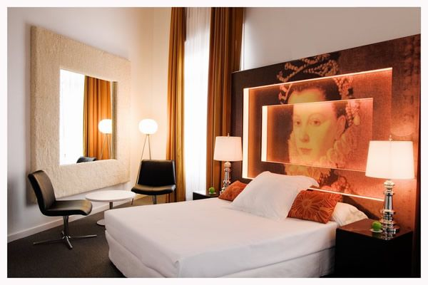 Room Mate Laura 3 Star Hotels In Madrid Room Mate Hotel Romantic Hotel Rooms Apartment Inspiration