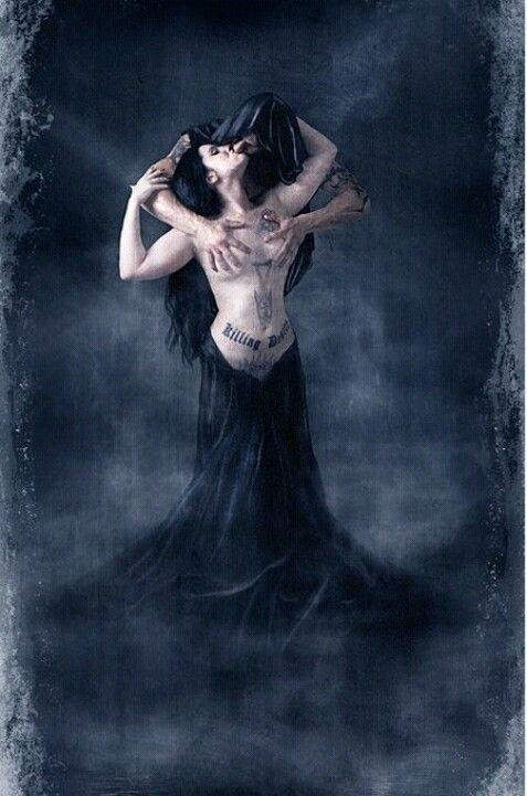 Dark Love Fantasy Art