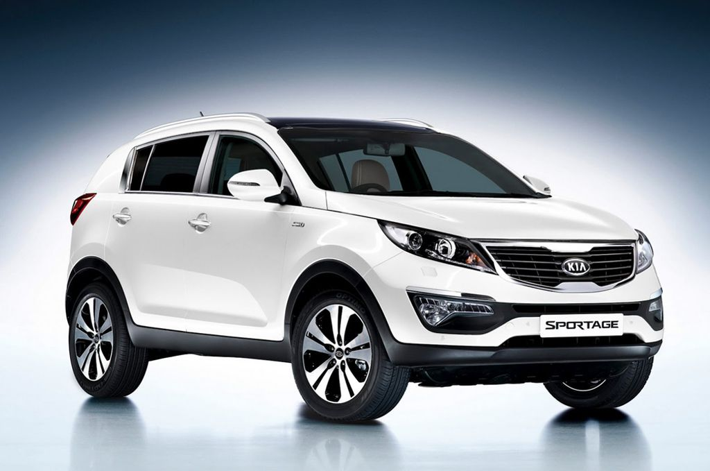 2017 Kia Sportage Been Looking At A White One Cant Make Up My Mind