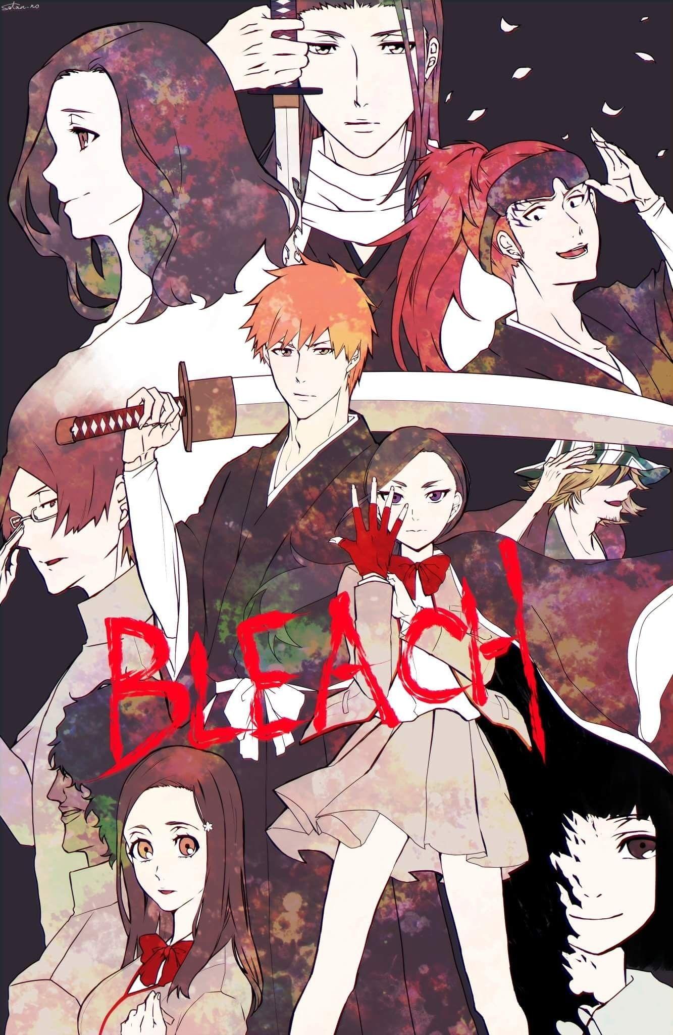Pin by Evie on Bleach Bleach movie, Bleach anime, Anime