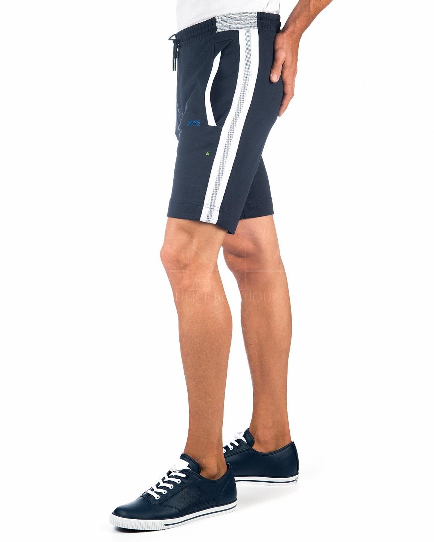 592e86ee53 Pantalones Cortos de Chandal Azul Marino - Hugo Boss