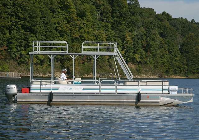 Pontoon Houseboat Kits For Sale Small Craft Rentals Green