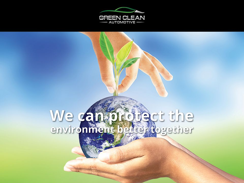 how can we make environment eco friendly