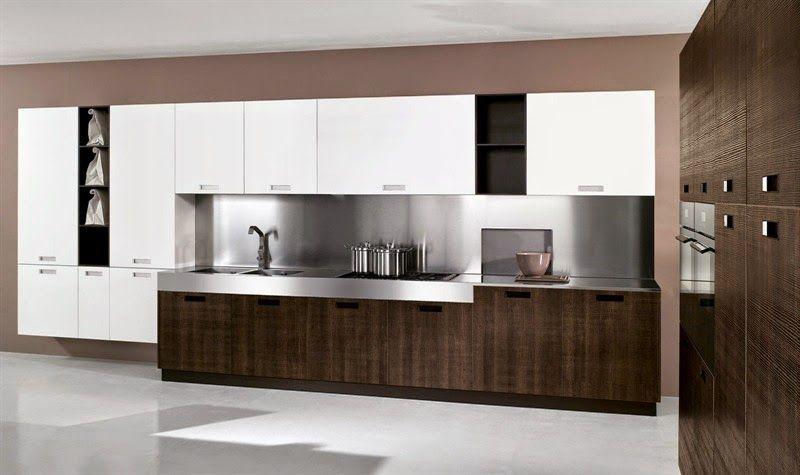 Una de las mejores alternativas al definir el color de la cocina ...