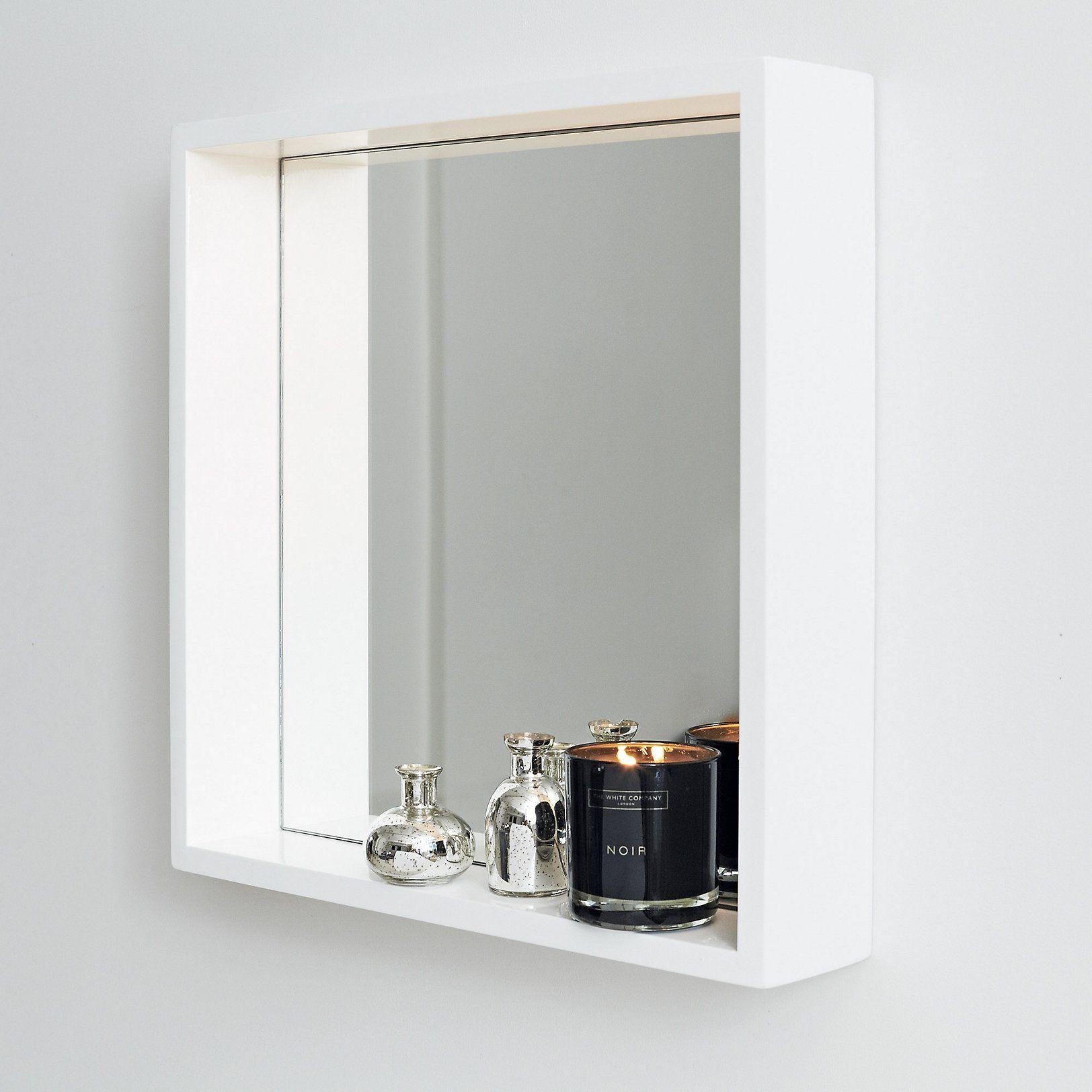 Bathroom Mirror Shelf P L A C E S A B O D E S Pinterest