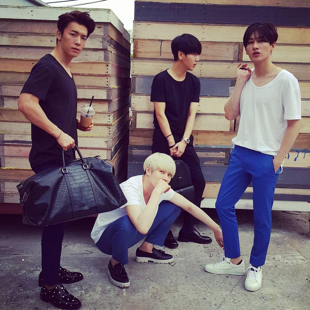 Donghae, Heechul, Yesung, Eunhyuk