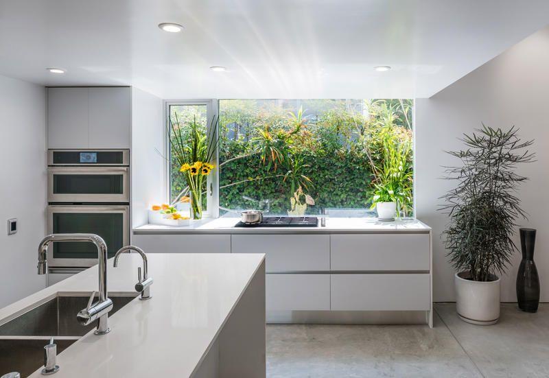 Idee e ispirazioni da case di design con splendide cucine open space ...