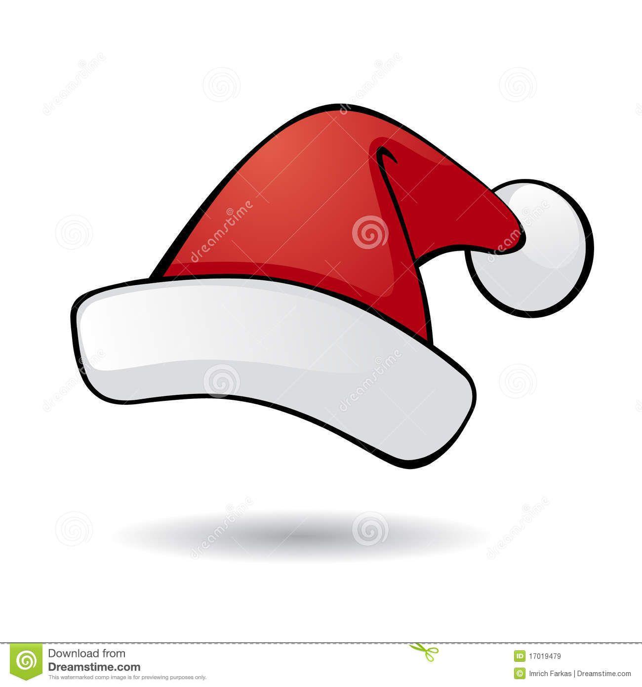 Santa Hat Vector Art Sponsored Ad Ad Santa Vector Art Hat Santa Hat Stock Images Free Santa