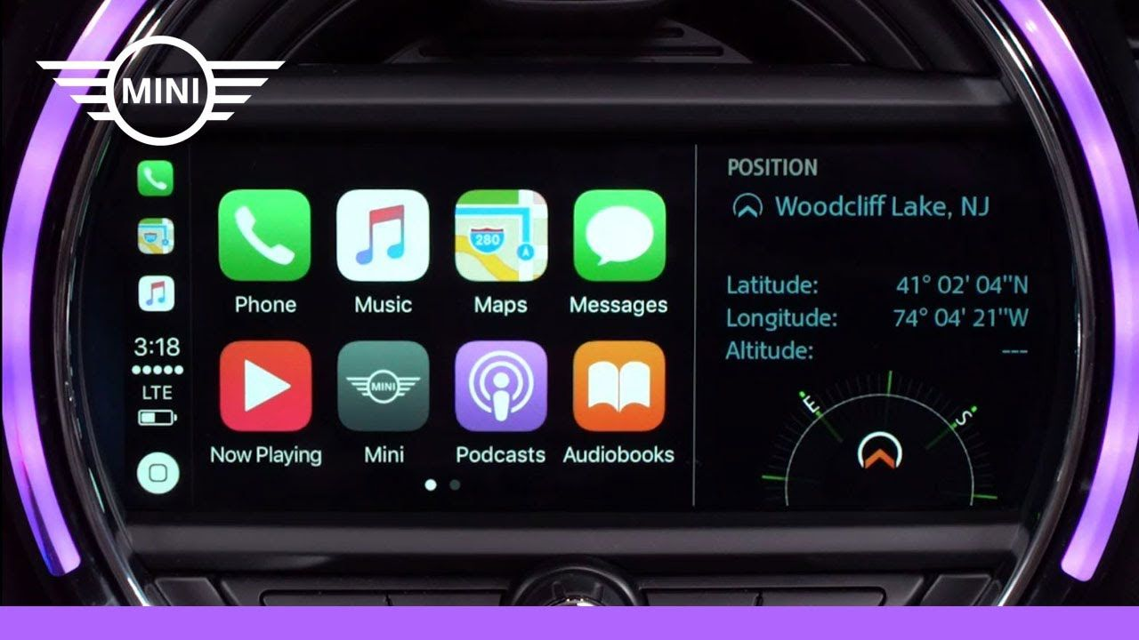 With ios 14 or higher, you can now customize the carplay wallpaper directly on the display. Apple Carplay Custom Wallpaper