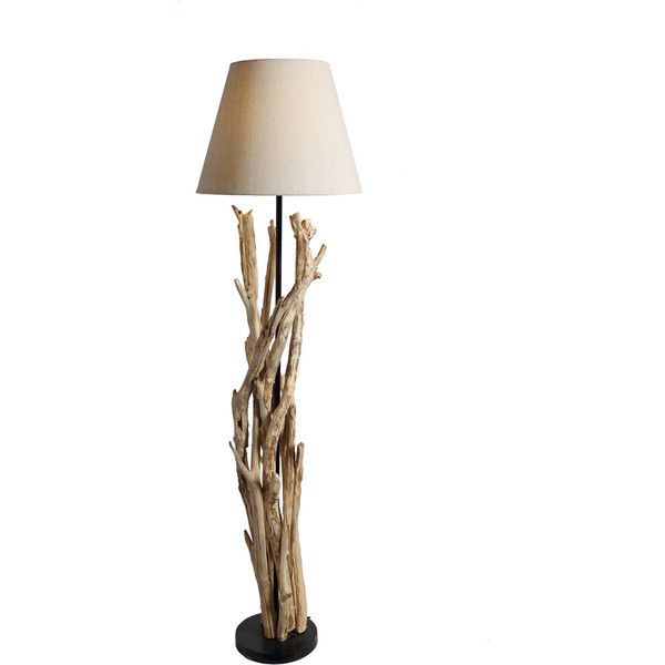 Driftwood Handcrafted Floor Lamp 437