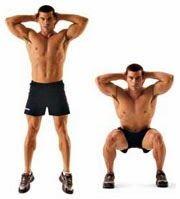 rutina de ejercicios para gluteos hombres en casa