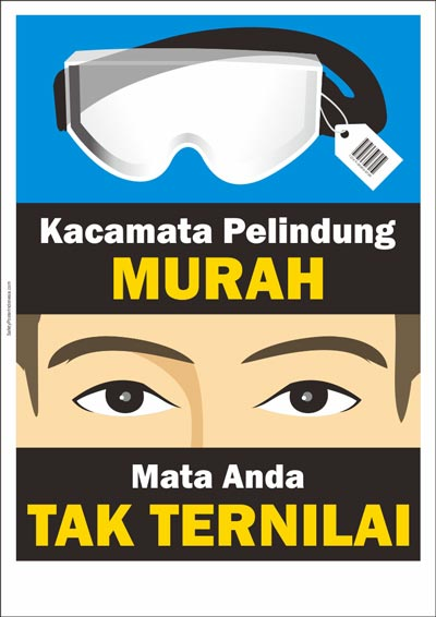 Mata Anda Tak Ternilai Poster, Mata