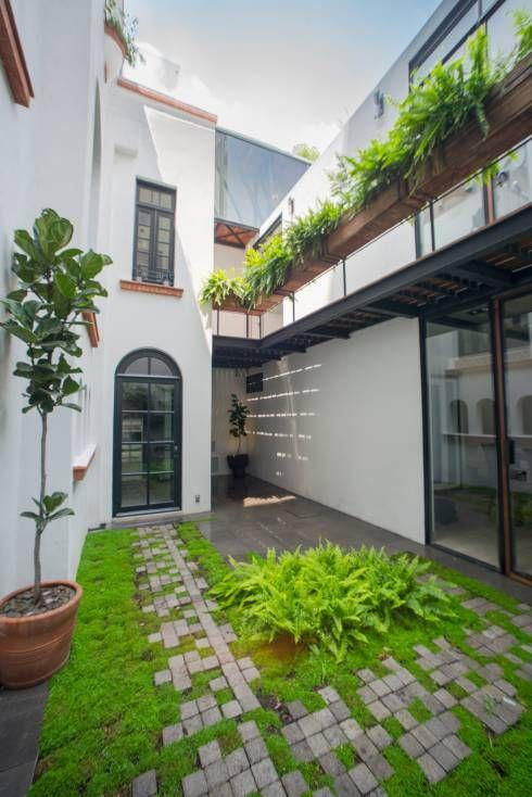 Casa En Hipódromo Condesa Terrazas De Estilo Translation