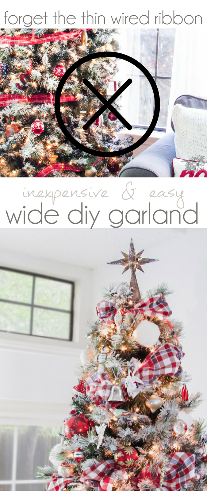 Fast, Inexpensive and Easy DIY Fabric Garland Diy