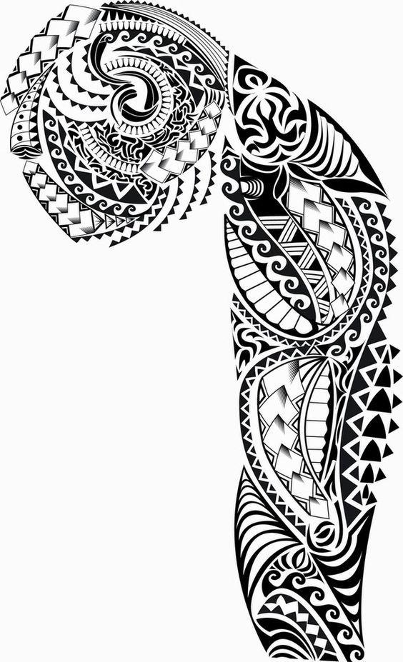 Samoan Tattoo Designs