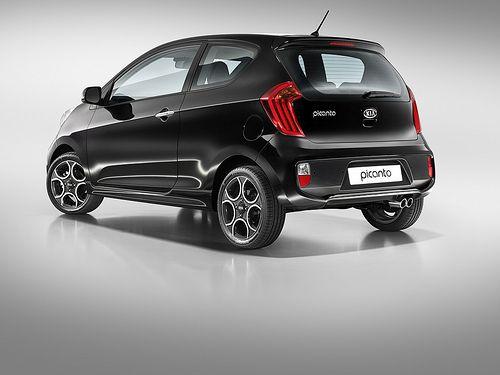 All New Kia Picanto 3door Kia Picanto Kia Motors World Cup