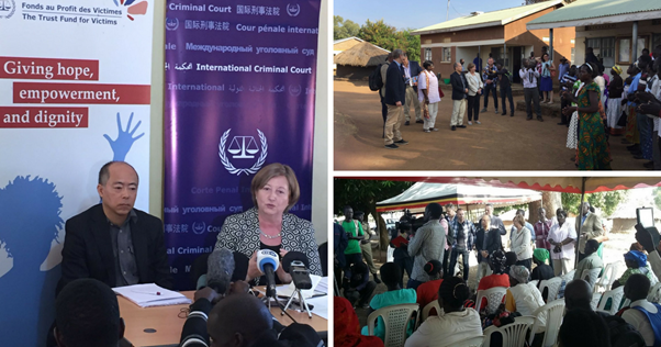 ICC President and Trust Fund for Victims conclude joint visit to Uganda