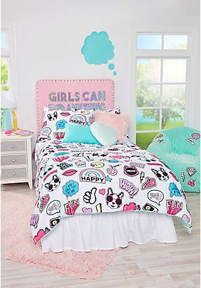 Girls Room Décor Furniture And Bedding For Tweens Justice