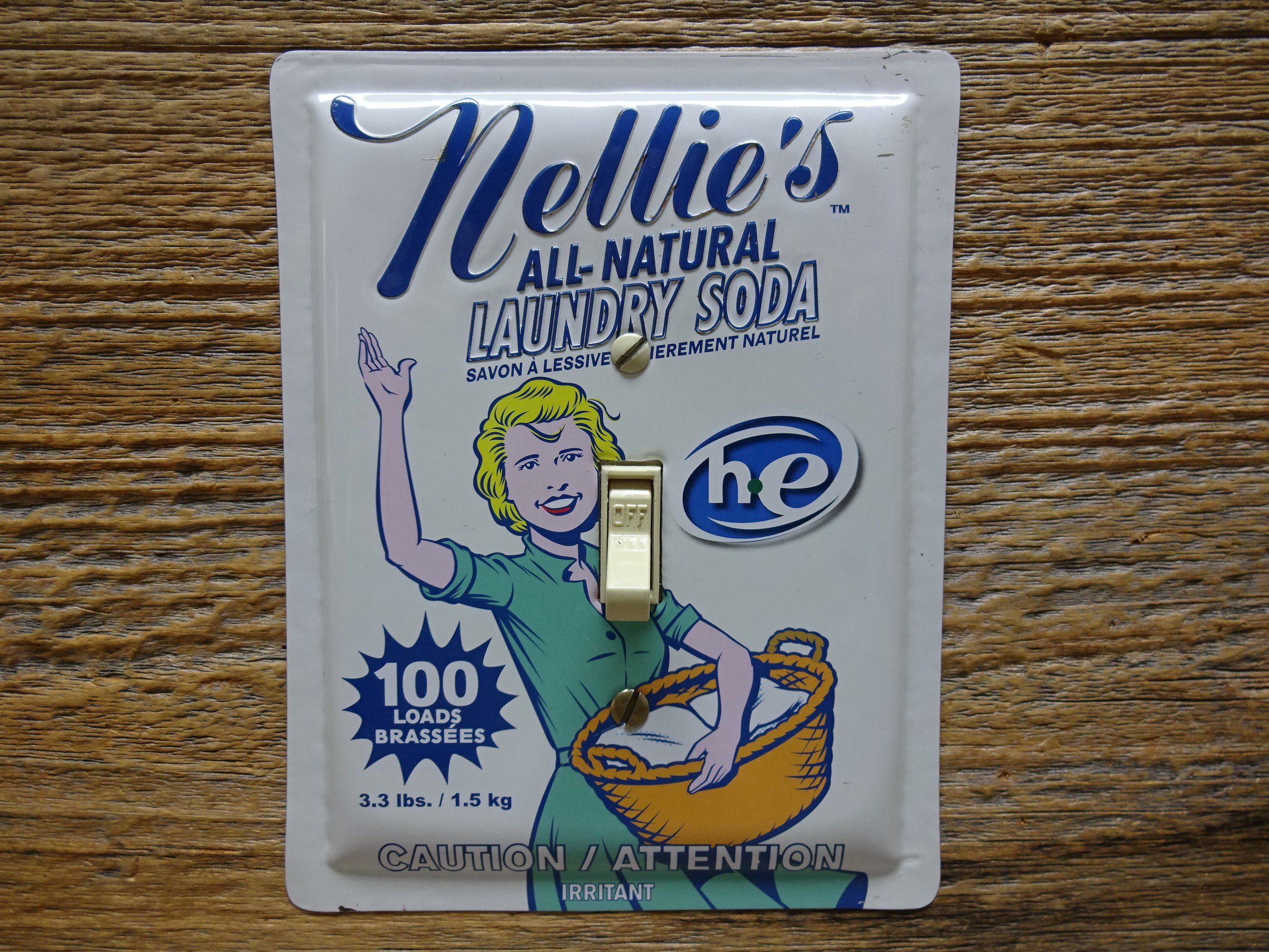 Nellie S All Natural Baby Laundry Soda Is Specially Formulated For