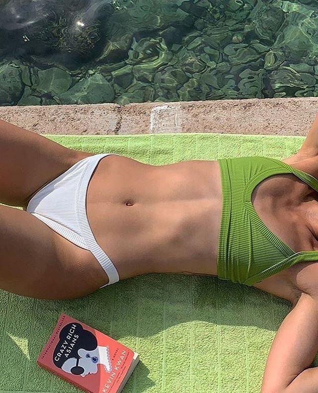#bikinigirl #bikini #summer #fitness #bodybuilding #beach #fitnessmotivation #motivation #fitfam #gy...