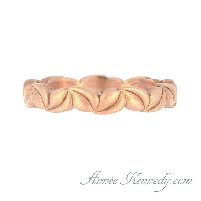 wedding band gold organic toronto thiss rings