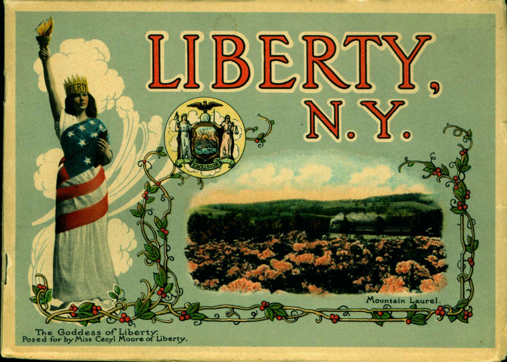 Liberty NY picture book