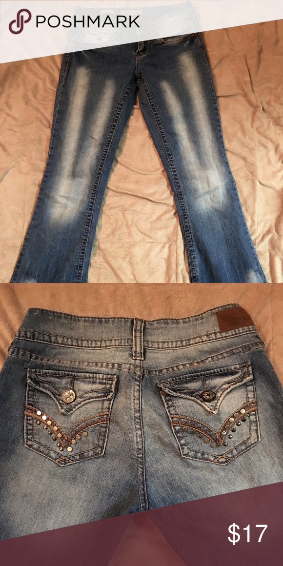 YMI flare jeans size 3 | D, Chang'e 3 and Flare