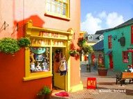 Kinsale Ireland, great place for a girlie weekend, foodie's delight
