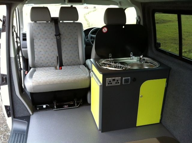 New Kitchen Pod Range By Individual Campers Vw T4 Forum
